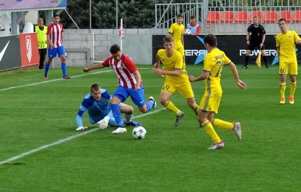 «Ростов» потерпел 4-ое поражение подряд вЮношеской лиге УЕФА